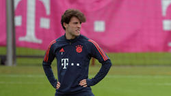 Álvaro Odriozola ist noch bis zum Sommer an den FC Bayern ausgeliehen