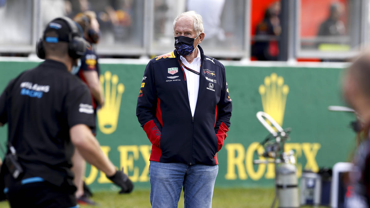 Helmut Marko analysiert den Spa-Grand-Prix von Red Bull selbstkritisch