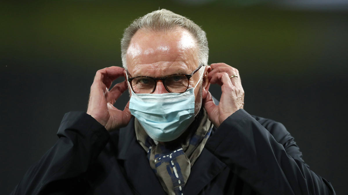 Bayern-Chef Karl-Heinz Rummenigge kritisierte einige Klubs