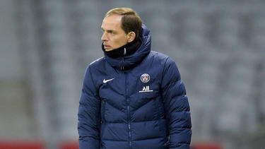 Thomas Tuchel sah ein 0:0 seiner Mannschaft gegen Lille