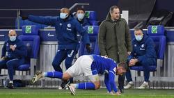 Der FC Schalke 04 unterlag dem SC Freiburg
