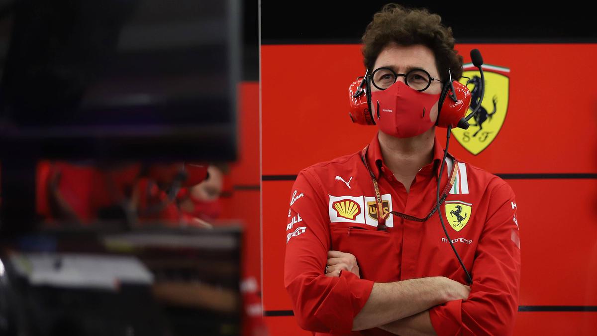 Binotto glaubt nicht an eine erfolgreiche Ferrari-Saison