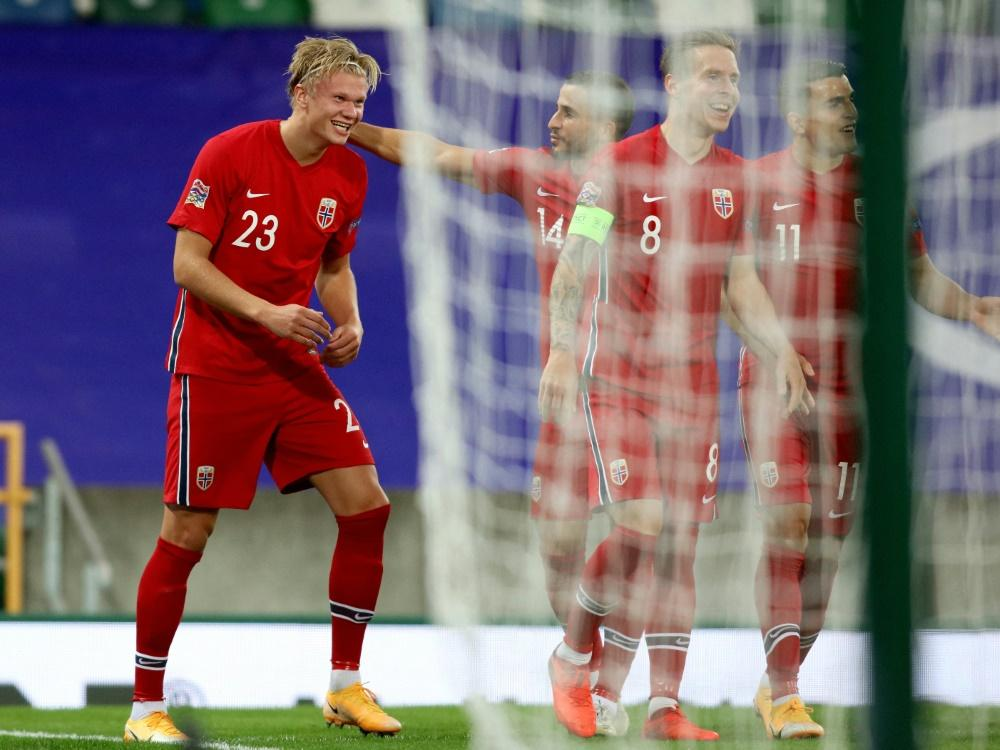 Fährt BVB-Star Erling Haaland nicht zur WM?