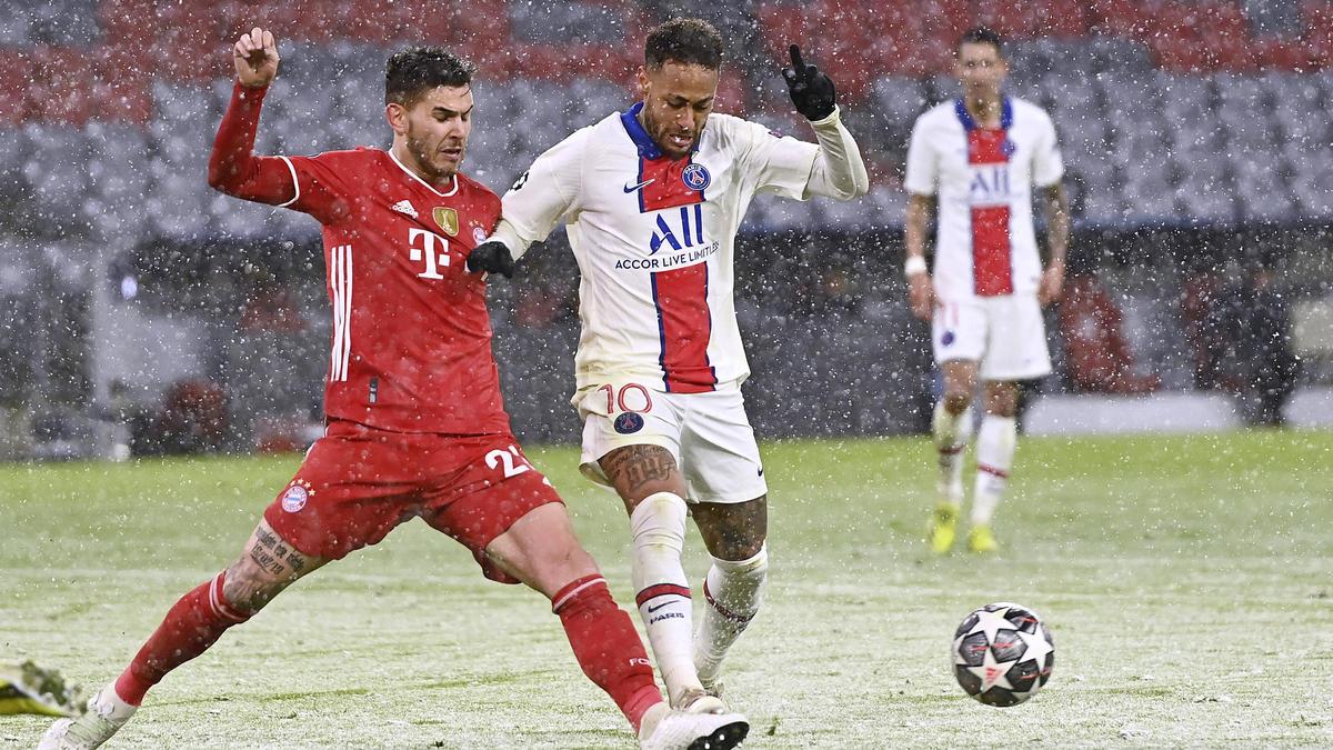 Der FC Bayern trifft in der Champions League auf PSG