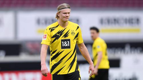 BVB-Star Erling Haaland ist heiß begehrt