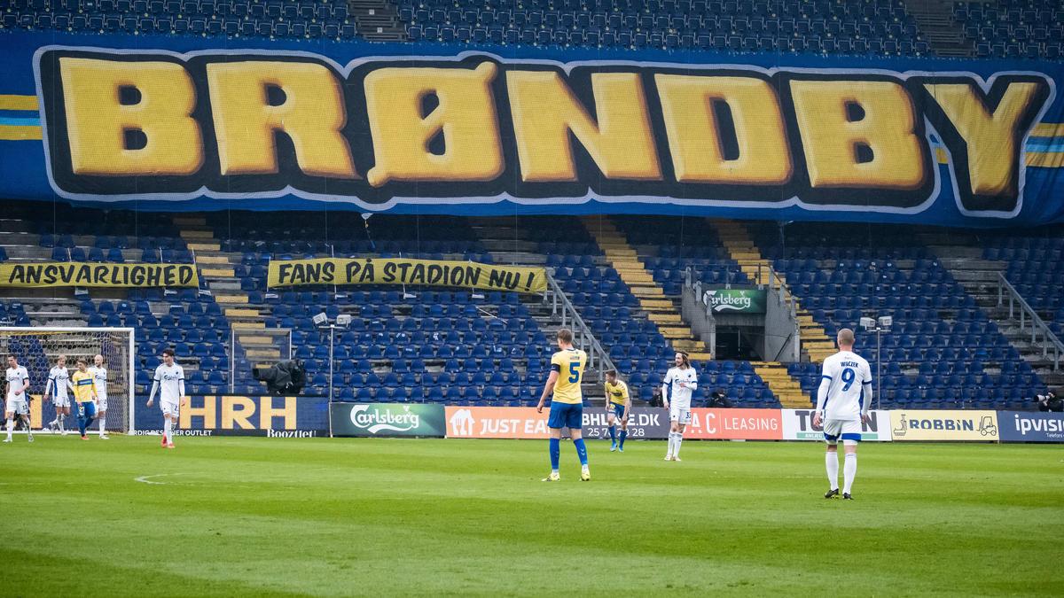 Boykott-Aufruf der organisierten Bröndby-Fans
