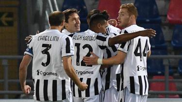 Jubel bei Juventus Turin