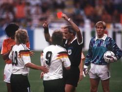 Bilder Deutschland Niederlande 2:1 (WM 1990 in Italien