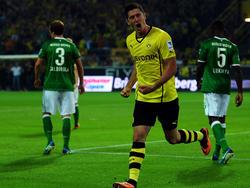 Lewandowski bricht den Bann