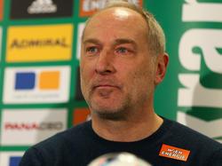 Rapid-Sportdirektor Andreas Müller hat eine Liste. Wer drauf steht, darüber kann nur spekuliert werden.