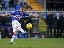 Trotz Derby-Sieg und Spitzengruppe bleibt Angelo Palombo realistisch