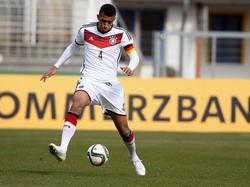 Kevin Akpoguma und die deutsche U20 treffen am Dienstag nicht wie geplant auf Tschechien