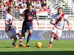 Con 16 puntos, el Eibar está a cinco del quinto puesto del Villarreal. (Foto: Imago)