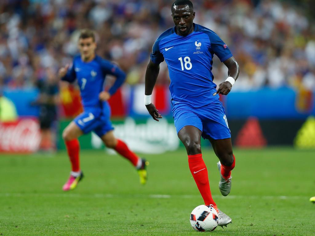 Moussa Sissoko spielte eine herausragende EM