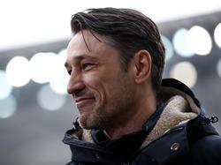 Möchte sich nicht zu Gerüchten über einen Wechsel zum FCBayern äußern: Eintracht-Coach Niko Kovac