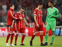 Die Historie offenbart den Bayern nichts Gutes
