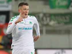Schalkes Fabian Reese bleibt in Fürth