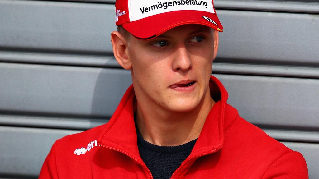 Mick Schumacher hat den Formel-3-Titel vor Augen