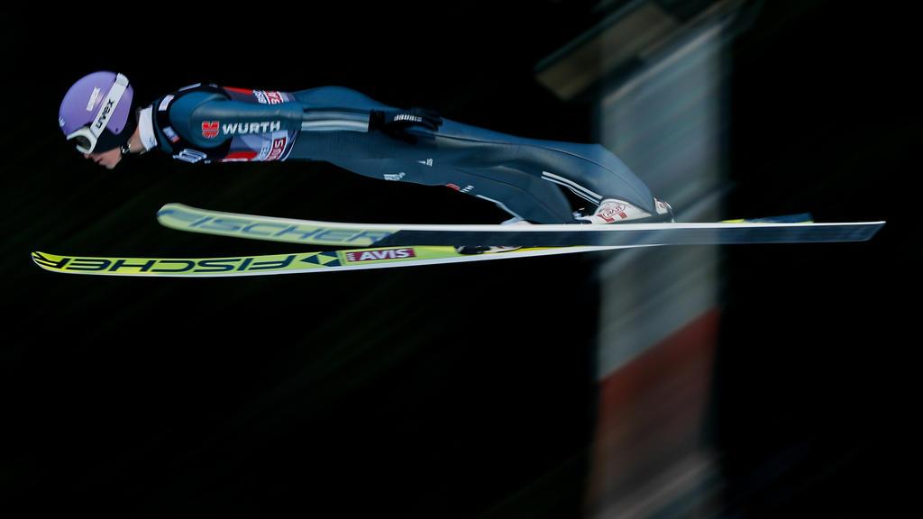 Andreas Wellinger und die DSV-Adler starten in den Weltcup