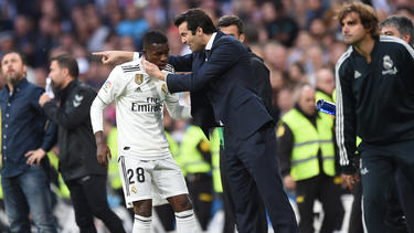 Solari se ha ganado el puesto hasta final de temporada. (Foto: Getty)