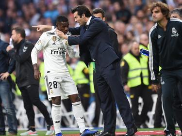 Solari y Vinícius han cambiado la dinámica del Madrid. (Foto: Getty)