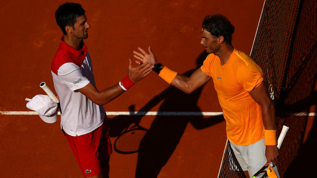 Das Duell zwischen Djokovic und Nadal entfällt