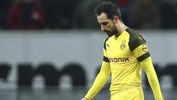 Paco Alcácer erzielte bereits zehn Joker-Tore für den BVB