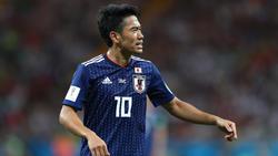 Shinji Kagawa gehört nicht zum Asien-Cup-Kader