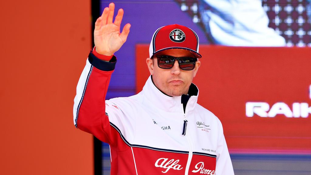 Kimi Räikkönen sorgte in der Saison 2013 immer wieder für Eskapaden