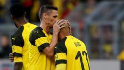 Sebastian Kehl und Dedê glauben an einen BVB-Sieg im deutschen Clásico gegen den FC Bayern