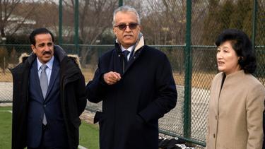 Scheich Al Khalifa bleibt AFC-Präsident