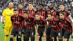 AC Milan droht Ausschluss aus dem Europacup