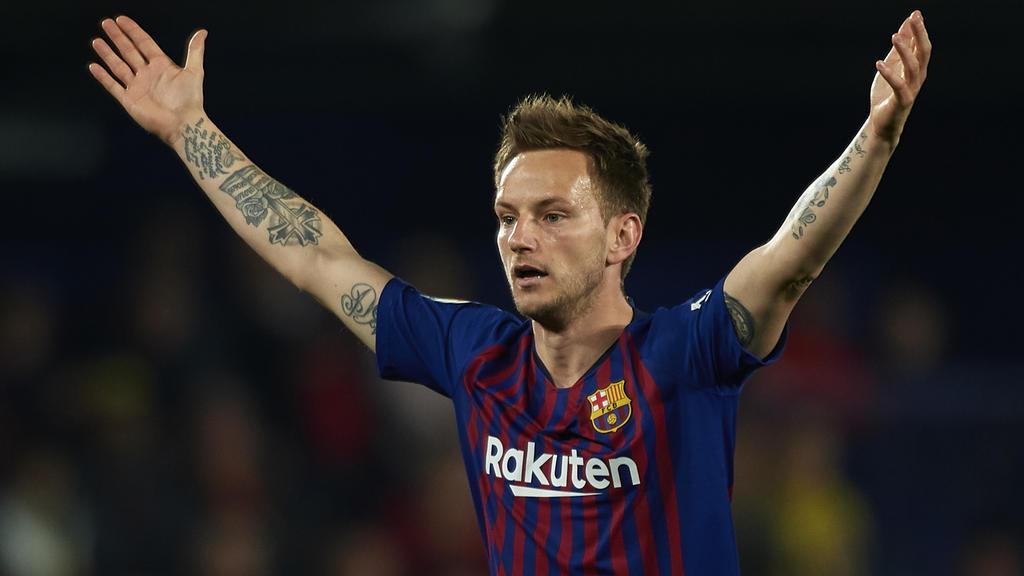 Ivan Rakitic schied mit dem FC Barcelona in der Champions League vorzeitig aus
