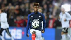 Kingsley Coman gehört zum Kader Frankreichs