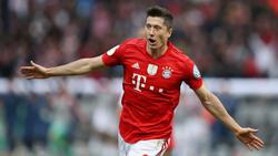 Robert Lewandowski steht beim FC Bayern angeblich vor einer Verlängerung