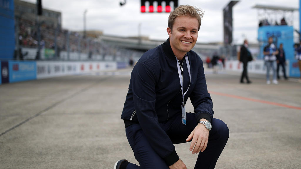 Nico Rosberg hat René Rast gelobt