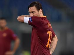Totti sigue siendo el intocable por su compromiso. (Foto: Getty)