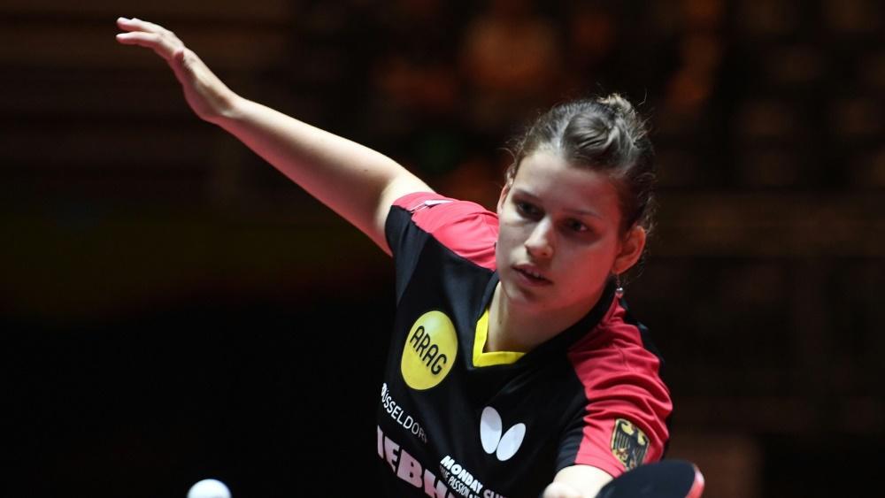 Sicherte sich das Ticket für Olympia: Petrissa Solja