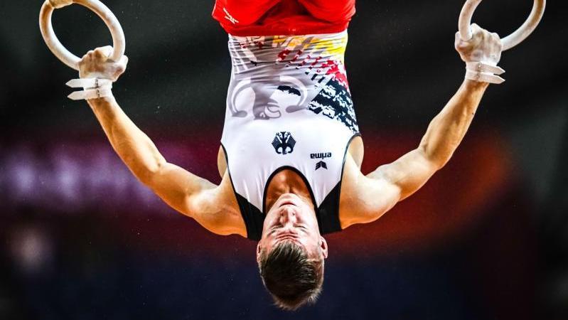 Lukas Dauser hat den Belastungstest knapp drei Wochen vor der Heim-WM bestanden