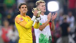 Gladbach-Torwart Yann Sommer ist vor dem wichtigem Spiel in Istanbul zuversichtlich