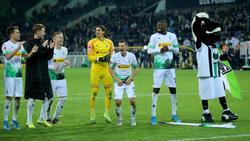 Gladbach will das Heimspiel gegen die AS Rom unbedingt gewinnen