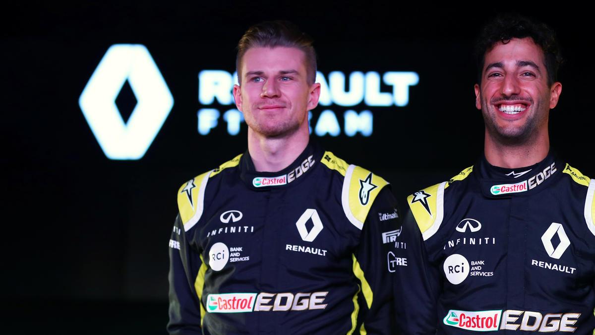 Zu häufig hatte Nico Hülkenberg das Nachsehen gegen Daniel Ricciardo