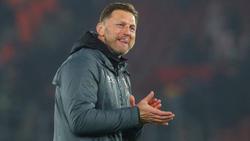 Hasenhüttl steht mit Southampton in der 4. Runde des FA Cups