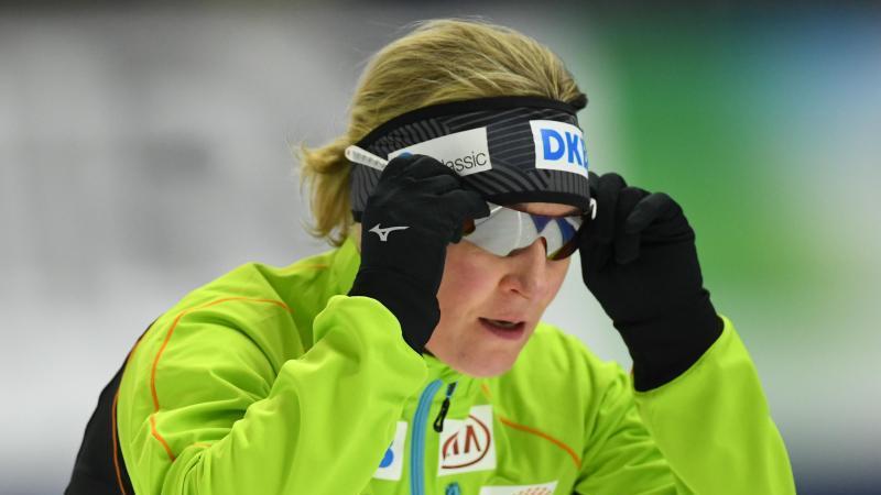 Seit dem Rückzug von Hauptsponsor DKB sind die Kassen beim Deutschen Eisschnelllauf-Verband leer
