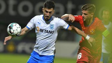 Dragos Nedelcu (r.) kommt nach Düsseldorf