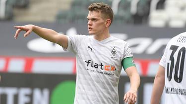 Matthias Ginter könnte Gladbach noch in diesem Sommer verlassen