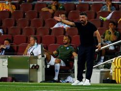 Gennaro Gattuso se encuentra sin equipo.