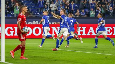 Terodde und Bülter sorgen für Jubel beim FC Schalke 04