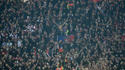 18 PSG-Fans wurden rund um das BVB-Spiel in Gewahrsam genommen