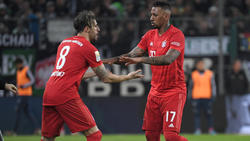 Wie plant der FC Bayern mit Boateng und Martínez?